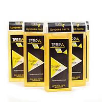 Terra Сахарная паста катридж Terra ультра мягкая 150 г