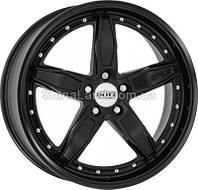 Литые диски DOTZ SP5 black edt. 9,5x19 5x112 ET35 dia70,1 (BM)
