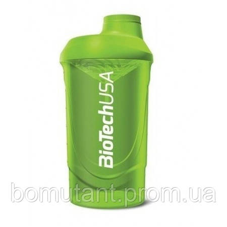 "Shaker Wave BioTech USA ""Grass Green"" 600 ml"