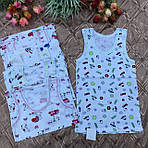 Детские майки для девочек рисунок в ГОРОШЕК, фото 3