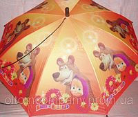 Зонт детский Маша и медведь