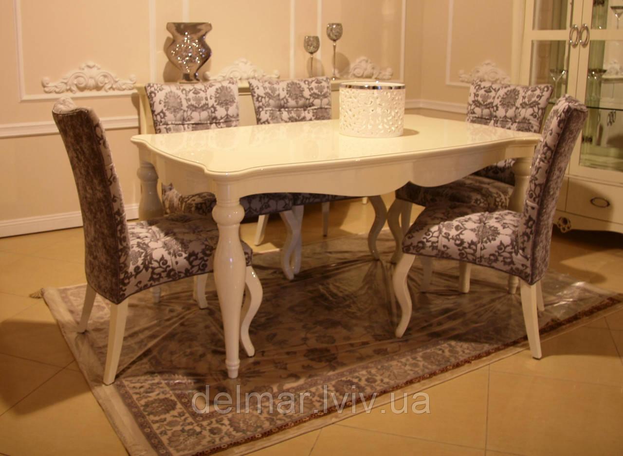 """Стол со стульями """"TIFFANY"""""""