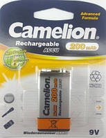 Аккумулятор Camelion 9V/200mA/Ni-MH