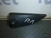 Крышка крепления зеркала левая (уголок двери) (Фургон) Citroen Berlingo 1 02-09 (Ситроен Берлинго), 96192228577