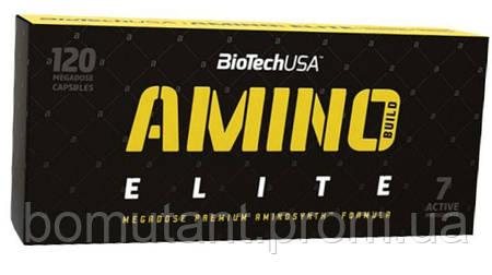 AMINO Elite 120 капсул BioTech