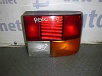 Фонарь задний правый (Хечбек) Renault 19 88-97 (Рено 19), 7700787007