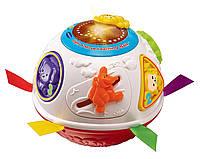 Развивающий мячик развивающая игрушка со звуком и светом звуковыми и световыми эффектами Vtech Витеч80-151500