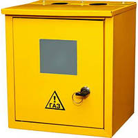 Ящик (бокс) газовый желтый