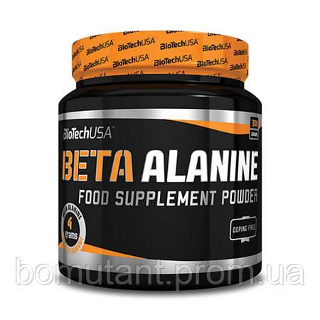 Beta Alanine 300 гр BioTech