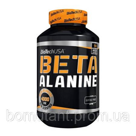Beta Alanine Mega Caps 90 капсул BioTech