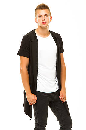 Мантия 348 с футболкой черная размер 52, фото 2