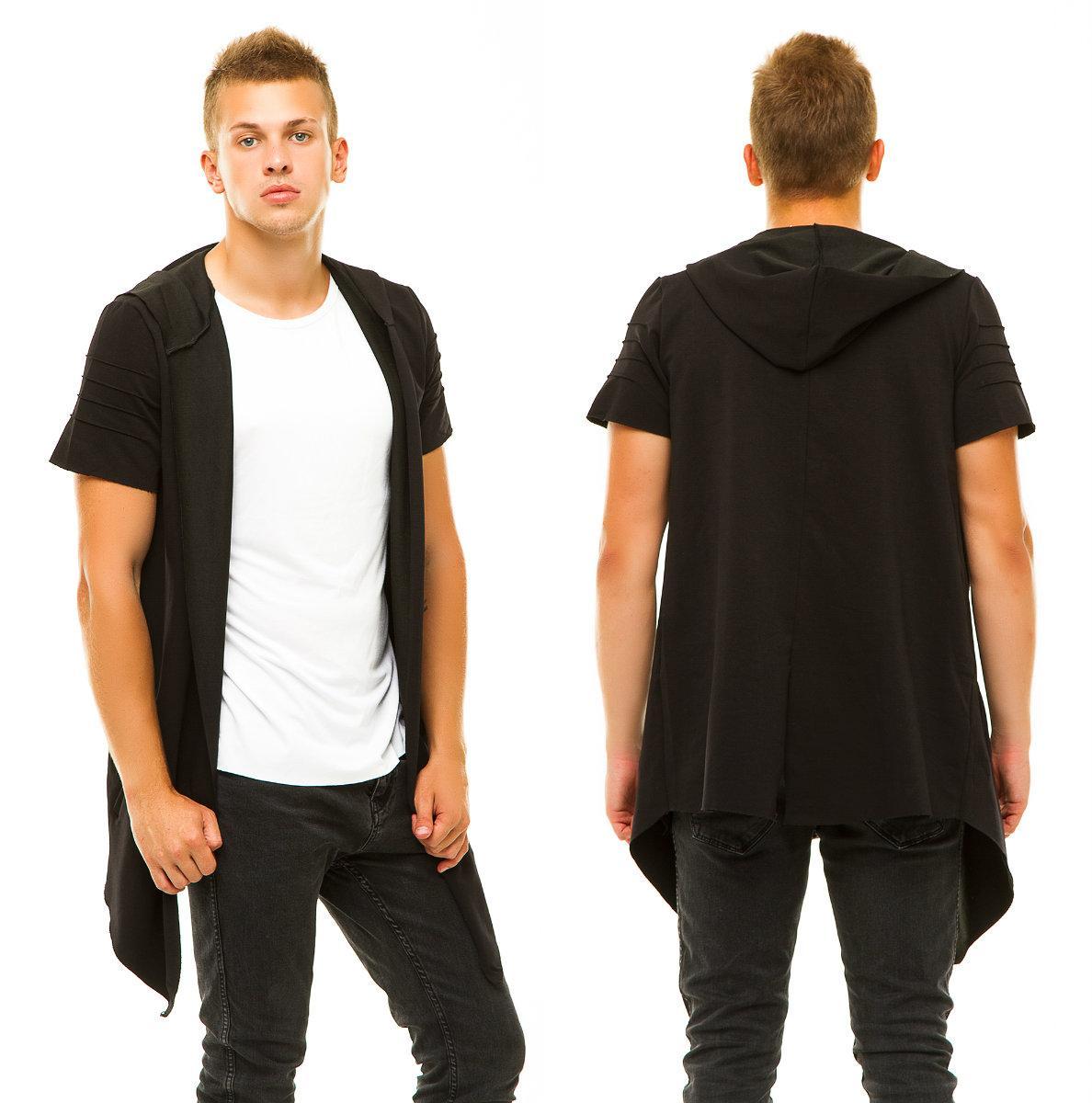 Мантия 348 с футболкой черная размер 52