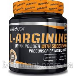 L-Arginine 300 гр cola BioTech