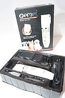 Профессиональная  машинка для стрижки животных Gemei -GM-634 Ceramic Blade