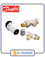 Комплект радиаторный прямой DANFOSS 013G5254