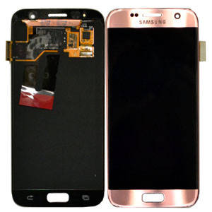 Дисплей с сенсором Samsung G930 Galaxy S7 Розово-Золотой/Pink-Gold, GH97-18523E , фото 2