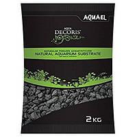Базальтовый гравий Aquael  для аквариума 2-4 мм, 2 кг