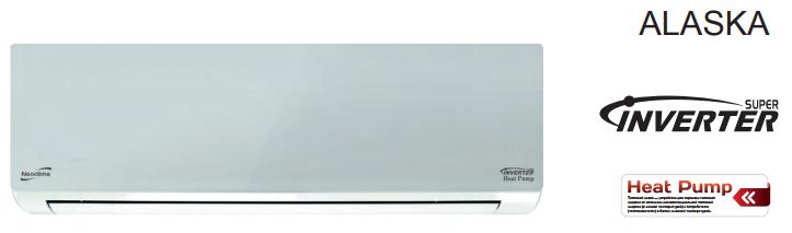 Сплит-система настенного типа Neoclima NS/NU-24AHTI