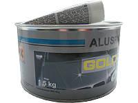 Шпатлевка ALU с частицами алюминия 1,5кг