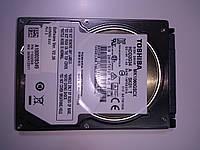 """HDD 2.5"""" Toshiba 100GB SATA MK1060GSCX НОВЫЙ в упаковке - №2072"""