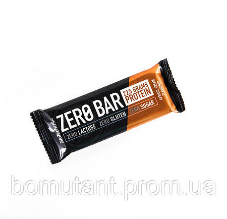 Zero Bar 50 гр абрикосовое мороженое BioTech