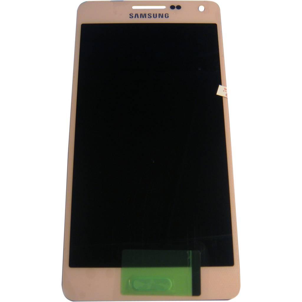 Дисплей с сенсором Samsung A500 Galaxy A5 Pink/Розовый, GH97-16679E