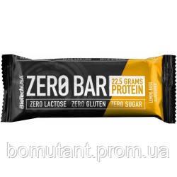 Zero Bar 50 гр лимонный базилик BioTech
