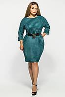 Платье женское Тэйлор бирюза, фото 1