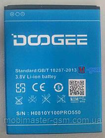 Аккумулятор для Doogee Valencia 2 Y100 Pro (2200 mAh)