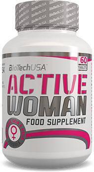 Active Woman 60 таб BioTech