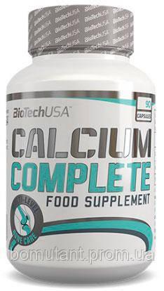 Calcium Complete 90 капсул BioTech