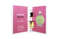 Масляный мини-парфюм с феромонами Chanel Chance Eau Fraiche (Шанель Шанс Еу Фреш), 5мл