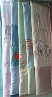 Детские микрофибровые одеяла с наполнителем, фото 1