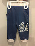 Костюм для мальчика с велосипедом, фото 2