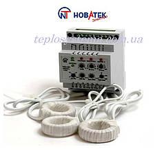 Универсальный блок защиты электродвигателей  УБЗ - 301 (5-50 А)  Новатек-Электро