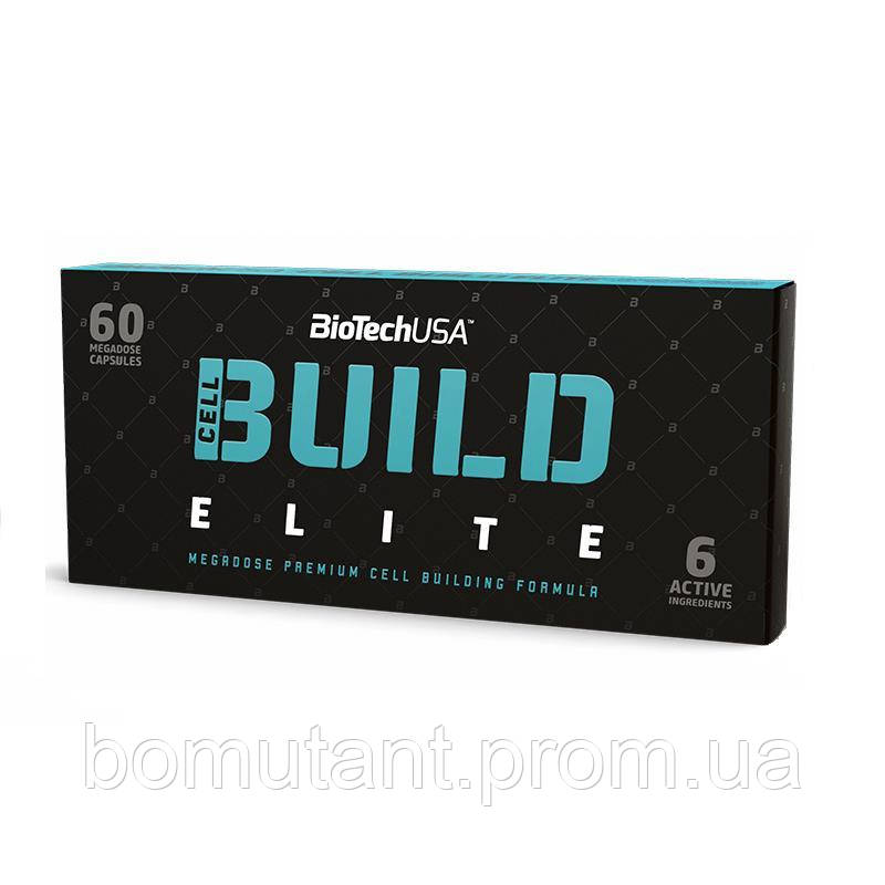 CELL BUILD Elite 60 капсул BioTech