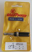 Прямые кромочные фрезы WoodPecker HPF4123 (12.7x25x6x63)