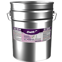Эмаль алкидная Delfi ПФ-115П, изумрудная 25 кг