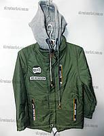 """Куртка на мальчика демисезонная (98-122 см) """"Sport"""" купить оптом со склада на 7 км LZ-1404"""
