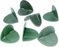 Уголок защитный пластмассовый