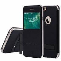 Чехол-книжка TOTU Leather Case Touch Series для iPhone 7 Black
