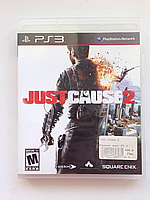 Видео игра Just Cause 2 (PS3)