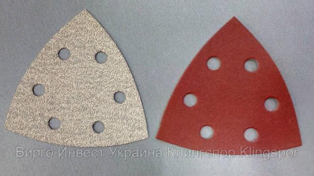 шлифовальный треугольник Klingspor
