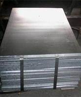 Цинк анодный (пластины 800х200х10, 600х200х10)