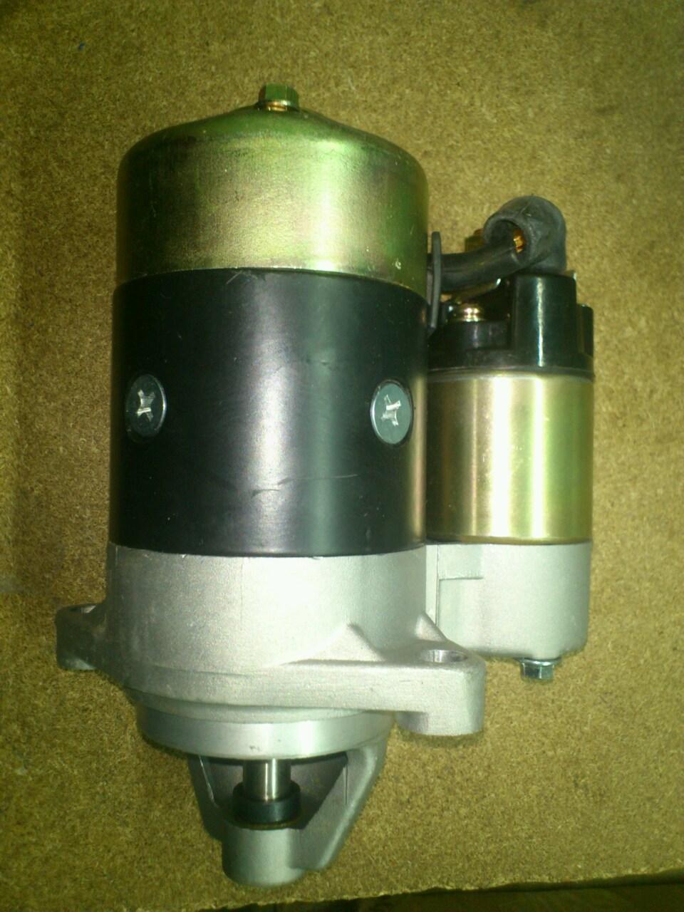 Электростартер Weima - Kipor (левого вращения) 178f