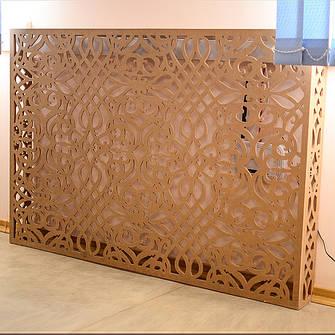 Дерев'яні екрани на радіатори