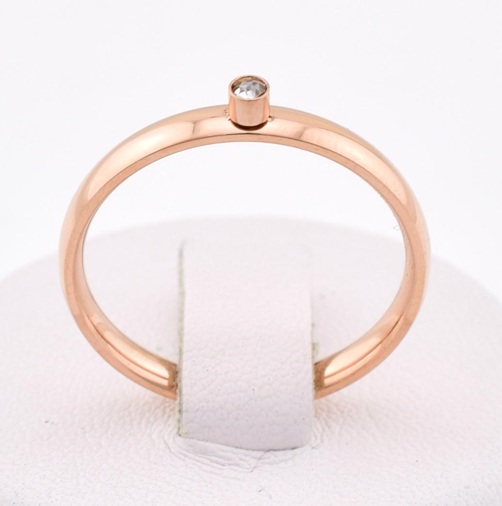 "Кольцо ""Жюли"", код 54716, размер 19, позолота РО"