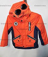 """Куртка на мальчика демисезонная (92-116 см) """"Sport"""" купить оптом со склада на 7км LZ-1404"""