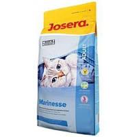 Josera Marinesse сухой корм на основе лосося гипоаллергенный для котов,страдающих пищевой непереносимостью 2кг