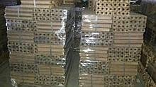 Паливні брикети Piny&Kay (Пинни-Кей) сосна 80 %, дуб 20 %